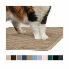 New listing Gorilla Grip Original Premium Durable Cat Litter Mat, Xl Jumbo, No Phthalate,.