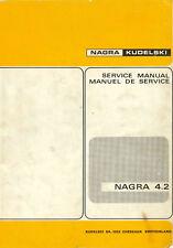 NAGRA 4.2 SERVICE MANUAL ! LAST VERSION  3  !  RAR ! TOP !