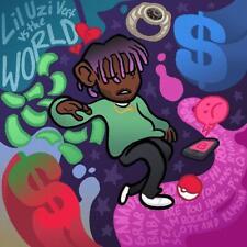 The World Mixtape 2020 Album Deluxe Fabric Poster 32 24x24 Y695 Lil Uzi Vert vs