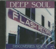 DEEP SOUL DISCOVERIES - CD -  Vol. 4 - BRAND NEW