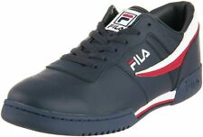 FILA ORIGINAL FITNESS TRAINER SPORTS SNEAKERS MEN SHOES NAVY/WHITE SIZE 10.5 NEW