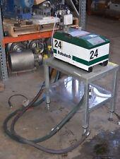 Robatech Hot Glue system Tank Head heated hose and applicator head TRM1 100786