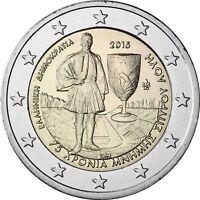 Griechenland 2 Euro Spyridon Louis 2015 Sondermünze bankfrisch