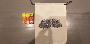 SET OF 9 DICES + 1 BAG FOR CONAN - KICKSTARTER (mythic battles joan of arc)