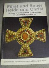 Ingo STORK Fürst und Bauer Heide und Christ *Forschungen Lauchheim/Ostalb*2001*