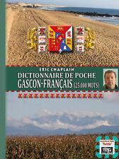 Dictionnaire de poche Gascon-français (25.000 mots) - Eric Chaplain