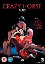Crazy Horse Paris with Dita Von Teese [DVD] [2009]