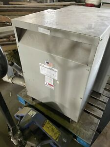 Federal Pacific 75 KVA 3 Phase Dry Transformer