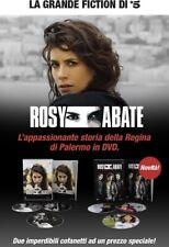 Serie Completa TV Fiction Rosy Abate Cofanetti Prima e Seconda Stagione 6 DVD