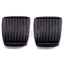 x2 Clutch Brake Pedal Pad For Toyota Corolla KE20 KE25 TE21 TE25 TE27 TE71 AE86