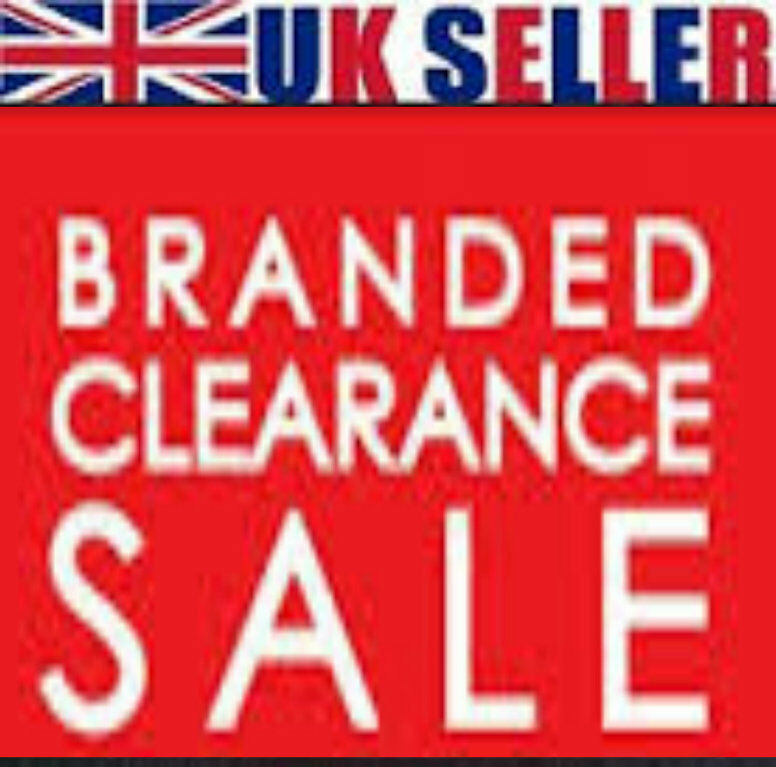 branded clearance sale