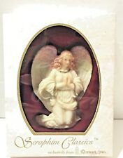 1994 Seraphim Classics Angel Iris The Rainbows End Angelic Figurine Ornament