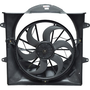 New A/C Condenser Fan Assembly for Grand Cherokee