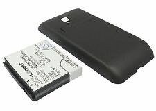 Li-ion Battery for LG SBPL0103001 Star LGFL-53HN P990 Optimus 2X Optimus Speed