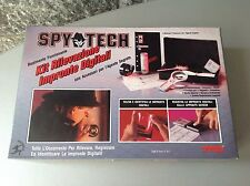 VERY RARE VINTAGE 1990 SPY TECH SECRET IDENTITY KIT TYCO #NIB