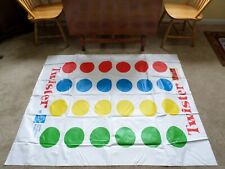 Vintage 1966 Milton Bradley Twister Game Young & Adult 4645 Indoor Outdoor Nice