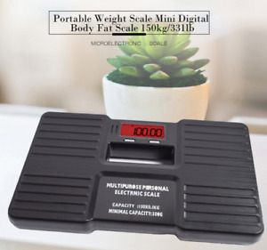 Personal Scales Electronic Bathroom Human Scale Portable Body Weighing