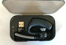 PLANTRONICS VOYAGER 5200 UC BLUETOOTH HEADSET + CHARGE CASE Skype and Teams Cert
