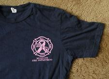 MESQUITE FIRE DEPT FIRE EMS 911 1518 pink t shirt size S