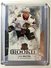 2017-18 Upper Deck The Cup Jan Rutta Rookie /249