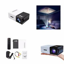 Mini Portable Projector LED Pico Home Cinema Theater Laptop Smartphone Support