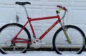 Mountain KLEIN (1987) Vintage MTB Mountain Bike, Ritchey, Shimano