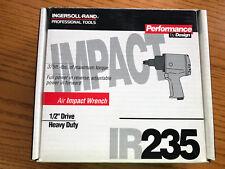 "Ingersoll Rand IR 235 1/2"" Drive heavy Duty Air Impact Wrench"