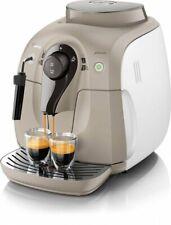 Saeco X-Small Vapore Automatic Espresso Machine HD8645/47 Beige White NEW
