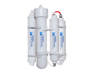 Portable Mini RO Reverse Osmosis Water Filter System | 4 Stage Filtration 75 GPD