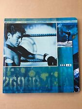 Hong Kong CD Andy Lau - A Fighter's Blue (2000)