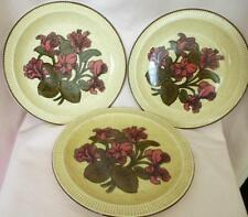 Poole Lighting 1980-Now Pottery Side Plates