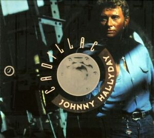 "JOHNNY HALLYDAY "" CADILLAC "" DIGIPACK 2000  BON ETAT"