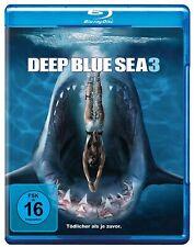 ** DEEP BLUE SEA 3 **  [ Blu-ray ] - Amaray Chase -  ** NEU + OVP **