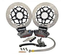 Honda CBR600RR 2007 - 2011 Brembo M4 Superbike Upgrade Kit