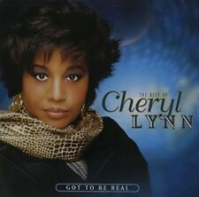 Got To Be Real: Best Of - Cheryl Lynn (1900, CD NIEUW)