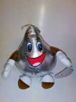 "Hersheys Kisses Kiss NEW 10"" Plush Stuffed Animal"
