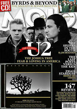 Mojo Magazine Issue 273 Aug 2016 CD The Smiths David Bowie John Cale