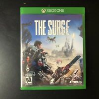 The Surge Video Game (Microsoft Xbox One, 2017) Used & Tested