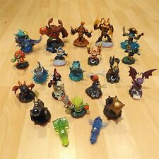 SKYLANDER FIGURES BUNDLE JOB LOT Spyros/Giants/Swap Force/TrapTeam -Xbox/Wii/PS3