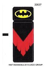 LEGO BATMAN MAN-BAT ATTACK  Super Heroes STICKER SHEET for Set 76011  NEW