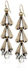 New Retro Vintage Style Crystal Drop Earrings #E53296