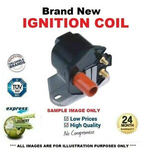 IGNITION COIL for MERCEDES BENZ S-Class Coupe 560 SEC 1985-1991