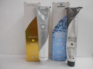 Tocco Magico MULTI-COMPLEX Eco Certified & Organic Permanent Hair Color  3.5 oz.