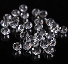 Free shipping swarovski Jewelry 32pcs DIY #5040 6x8mm Roundelle Crystal Beads