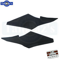 1970-1972 Monte Carlo Sail Panel Boards Covered  Chevrolet Ear Muffs Headliner