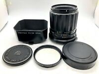 【 Mint w/Hood】 Pentax SMC Takumar 6x7 135mm F/4 Macro Lens for 6x7 67 from Japan