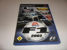 PlayStation 2  PS 2  F1 2002