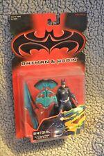 "Kenner~Batman & Robin~""Batgirl"" w/Battle Blade Blaster & Strike Scythe~NIB~5"""