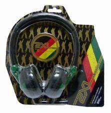 2XL Skullcandy Shakedown Headphones in Rasta - New