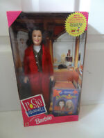 "ROSIE O'DONNELL Friend of BARBIE 11"" Doll by Mattel 1999"